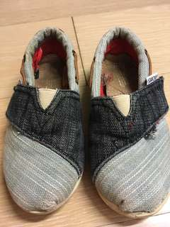 TOMS幼童鞋