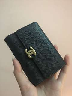 Chanel Card Holder / Small Wallet