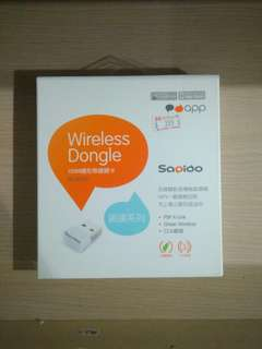 🚚 Sapido 150M隱形無線網卡 WU605n