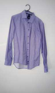 Yd. Button Up Suit Shirt