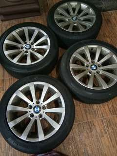 17 inches BMW Rims