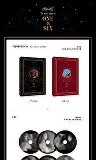 [Preorder] Apink 7th Mini Album- One Six