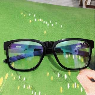 Kacamata gaya retro