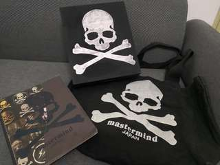 絕版Mastermind Japan tote bag(full packing)