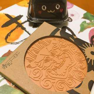 Okinawa Exclusive Coaster 沖繩杯墊
