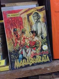 Mahabarata R. A. Kosasih komik jadul #kanopixcarousell