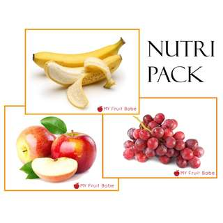 Nutri Fruit Pack (for corporate and events) (KL & Selangor only)