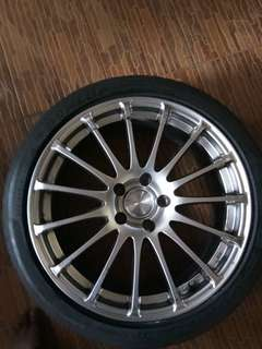 19 inches BMW rims