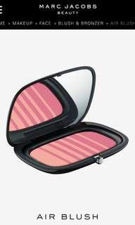 Marc Jacobs air blush shade 500 (lush & libido)