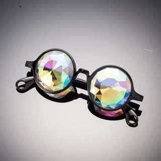 Kaleidoscope Mosaic Specs Glasses