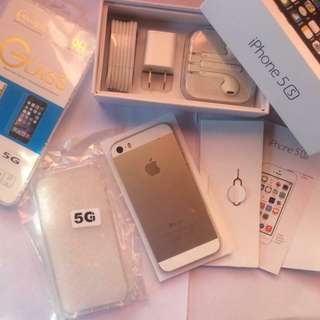 IPHONE 5s 16gb Fu or 32gb gpp