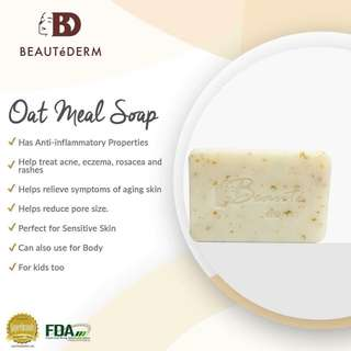 beautederm Oatmeal soap