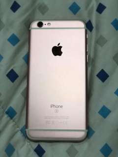 64 gig Rose Gold iPhone 6s for sale!