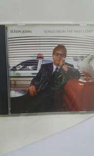 Cd English Elton John