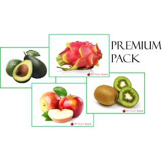 30 Pack of Premium Fruit (for Corporate, Events & Party) + Raya Open House