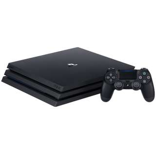 (ADD $16 For FIFA 18 ) PS4 1Tb PRO Console