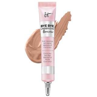 IT Cosmetics Bye Bye Under Eye Illumination Anti-Aging Concealer - Tan
