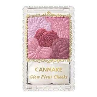 🚚 Canmake Glow Fleur Cheeks 09