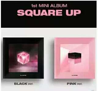 [BOTH] Blackpink 1st Mini Album