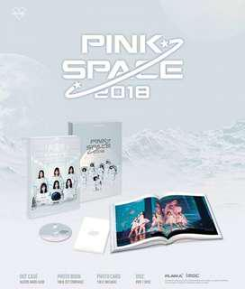 [Preorder] Apink- Pink Space 2018 DVD