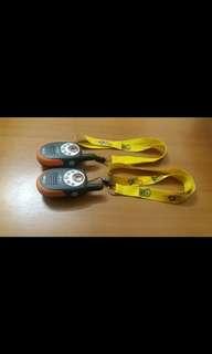 出售二手walkie talkie一對