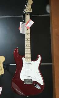 Dp 200 rb + Free 1x Cicilan Gitar Fender Ini Bisa Dibawa Pulang