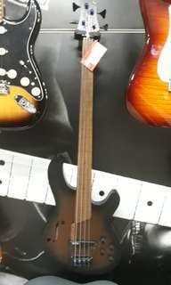 Cort Elektrik Bass B4FL-MHPZ-CPTA Bisa dicicil DP 0% + Free 1x Cicilan