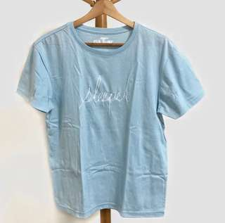 "Tee Culture ""Sleeper"" Sky Blue Tshirt"