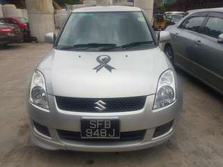 Suzuki Swift 1.5A 2008