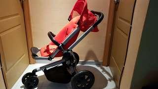 Baby Stroller (Quinny Buzz three wheel)