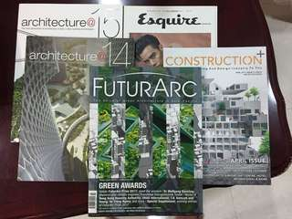 Old Architecture Magazines