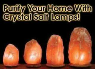 Himalay	an Pink Salt Lamp