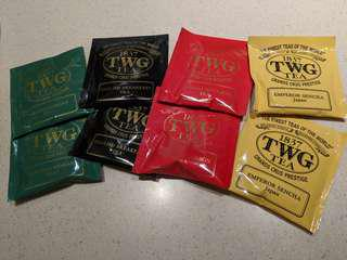TWG Tea Bags
