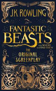 (BN) Fantastic Beasts and Where to Find Them ~ Pre-order
