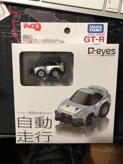 Q-eyes Nissan GTR