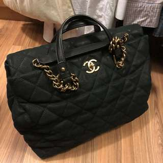 Brand new Chanel leather multi-handle tote