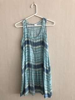 Club Monaco silk dress, fits like a small