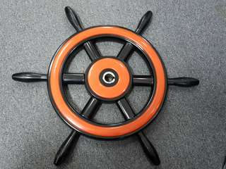 🚚 Boat Steering Wheel