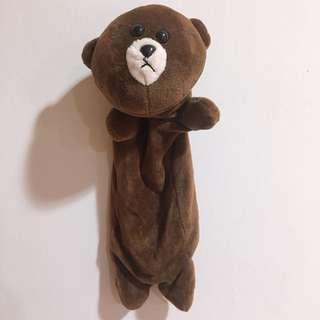 🚚 熊熊鉛筆盒