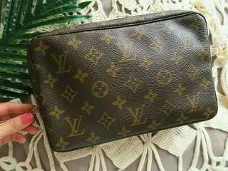 Vintage LV 罕有經典手拿袋(男女合用)