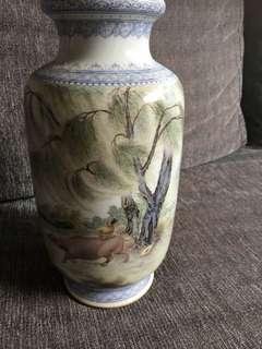 民国名家瓷瓶