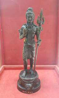 """清邁印度法師 阿贊貼瓦曼  2561年  濕婆神供奉型 5"""""""