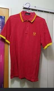 Fred Perry 世界杯特別版 (西班牙) Polo Shirt