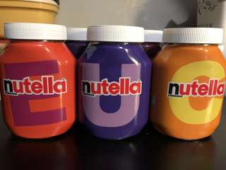 Nutella by Ferrero (Made from Italy) 950g