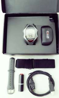 Polar watch RS800CX (original authentic)very fresh...seldom used