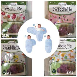 FREE NORMAL MAIL 💌 Summer Swaddle Me Instant Swaddle