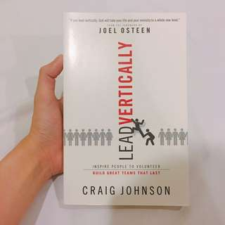 Lead Vertically - Craig Johnson