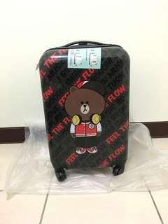 熊大 行李箱 20寸