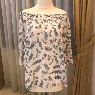 Mango Shabrina Shirt