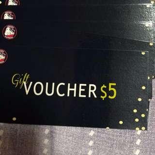 🚚 $5 Choco Express Voucher (2 NDP tickets free)